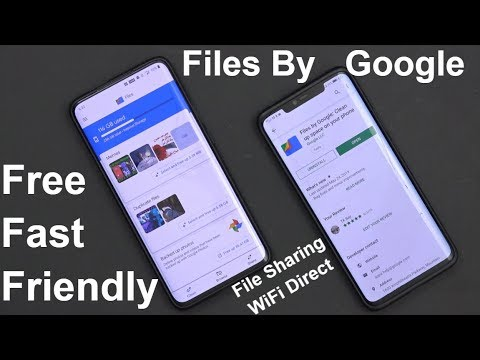 Fast, Free And Easy To Use File Manager From Google - Files By Google App Review
