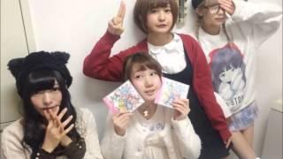 FM富士の代々木サテライトで、でんぱ組.incの相沢梨紗、成瀬瑛美で送る...