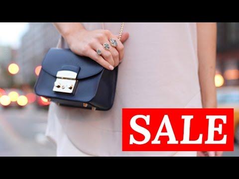 ШОПИНГ ВЛОГ аутлеты, скидки, покупки, сумки, одежда, обувь... | Dasha Voice