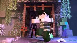 потанцуем? | minecraft