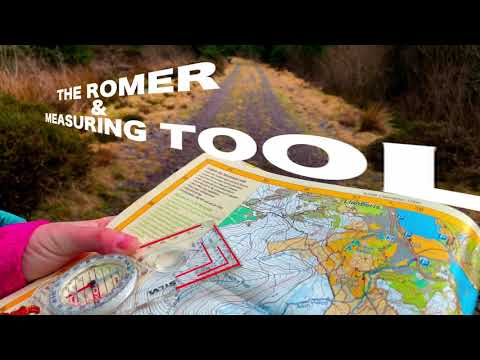 The Compass Romer - how to measure distance and get grid references