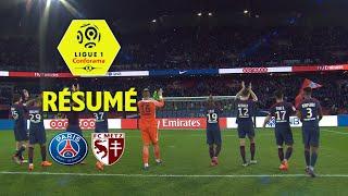 Paris Saint-Germain - FC Metz (5-0)  - Résumé - (PARIS - FCM) / 2017-18