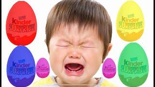 Learn colors with surprise eggs \u0026 Baby song \u0026 Kids Song \u0026 Nursery Rhymes \u0026Learn Colors