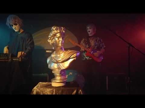 Drab Majesty (Live Part I @ Starlite Lounge, Sacramento 12/9/16)