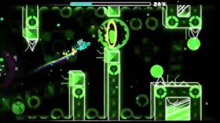[Geometry Dash] Toxic Lab II - by Xaro ( Easy Demon )