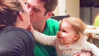 Funny Jealous Babies asking for more attention - Funniest Home Videos