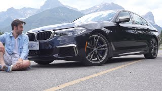 2018 BMW M550i xDrive: Is it M5 Good? -TheDriveGuyde Review