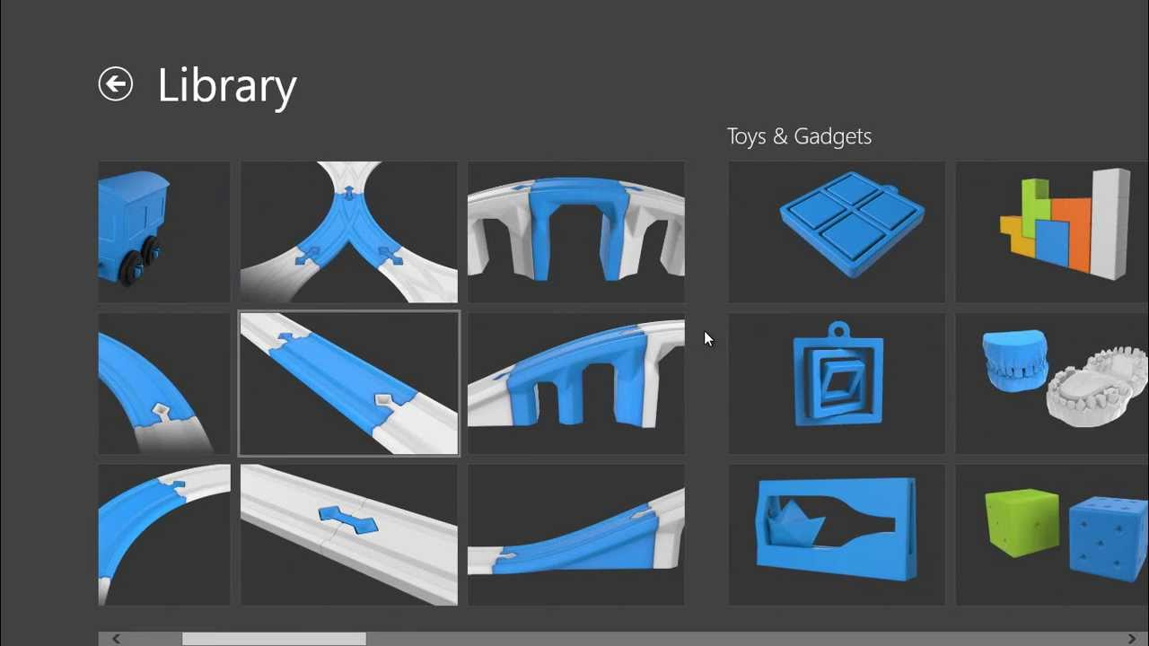 Conoce app 3d builder para windows 8 1 youtube 3d application