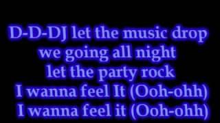 Three 6 Mafia Ft. Tiësto, Sean Kingston & Flo Rida - Feel It Lyrics