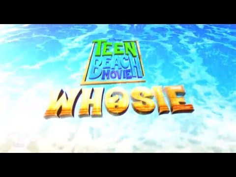 Teen Beach Movie Whosie - Interactive Game - Who Are You Most Like? Travel Video