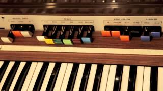 Farfisa Matador Organ - Tommy's Tracks Vintage Keyboard
