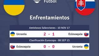 Previa Ucrania vs Eslovaquia - Jornada 2 - Liga de las Naciones de la... - Pronósticos y horarios