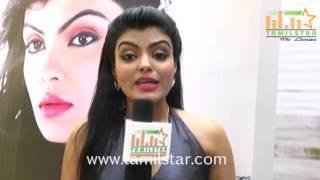 Actress Tejashree Press Meet