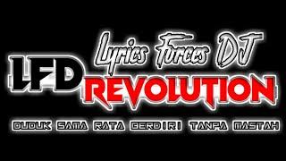 10 VIDIO LYRICS MARKER NEW MEMBER LFD REVOLUTION || ESA OF EDITING||THE LFD. 01