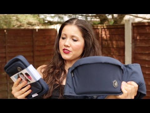 Hippychick's Hipseat: Toddler hip carrier - review