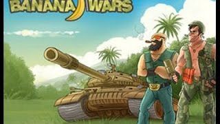 Banana Wars бесплатная онлайн игра