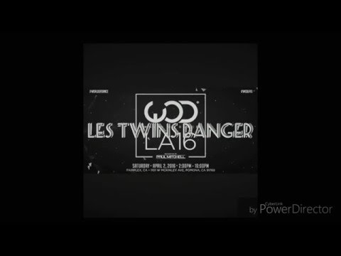 M Lyve - ILL OMEN ( LES TWINS MUSIC) WOD 2016 Larry Freestyle