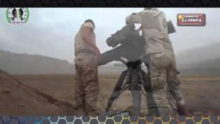 Попадание с TOW в пехоту новое видео СИРИЯ