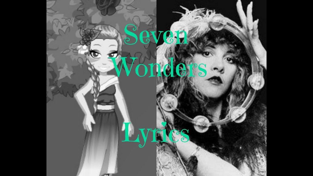Fleetwood Mac - Seven Wonders Lyrics | MetroLyrics