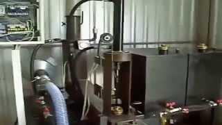 видео Отопительные котлы на жидком топливе