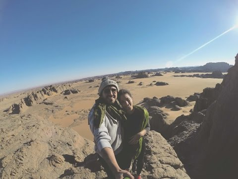 Tamanrasset - Sahara Algerie 2016 (Tassili Hoggar)
