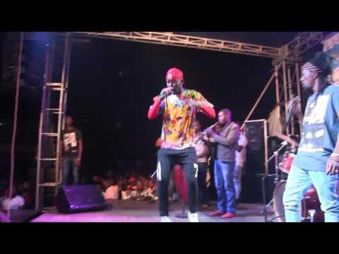 Eddy Kenzo Live in Nateete on Idd al Fitr 2017