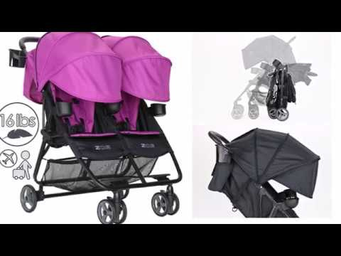 10 Best Lightweight Double Strollers for Infant In 2017
