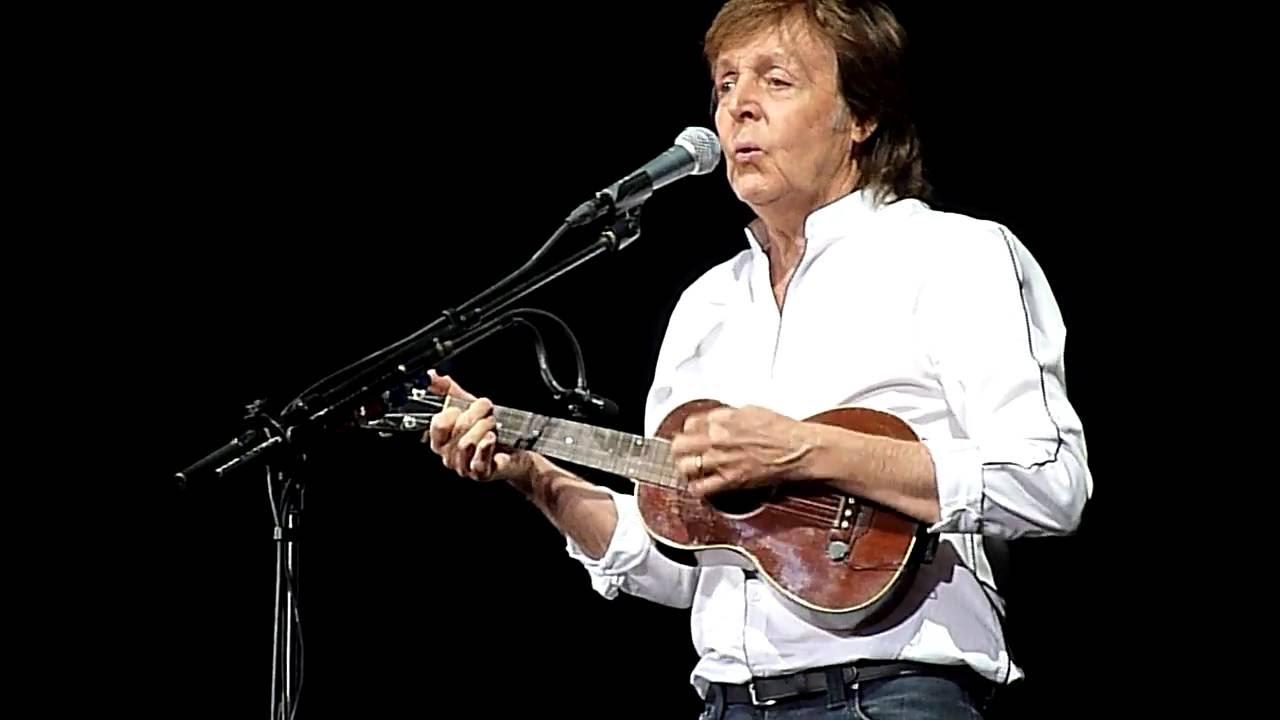 Paul McCartney SOMETHING Waldbuhne