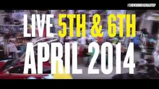 get ready for the snowbombing road trip 2014