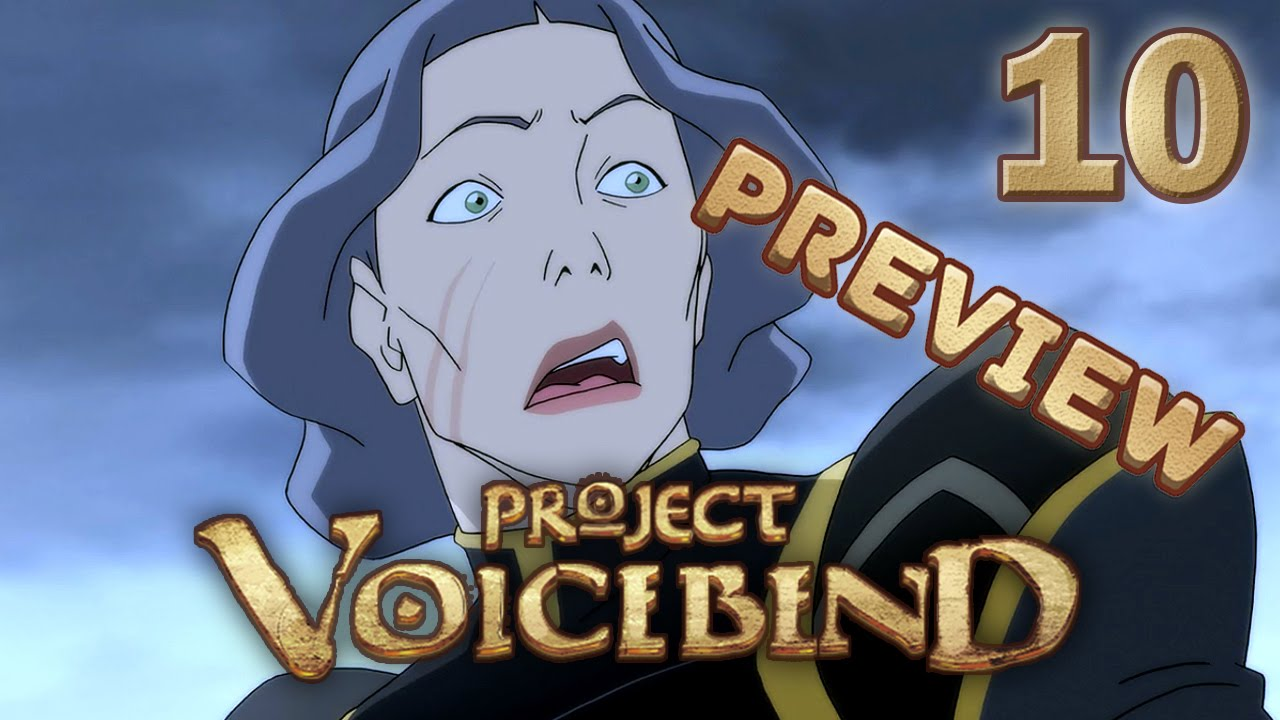 Download Preview - PROJECT VOICEBEND (Legend of Korra Abridged) Episode 10