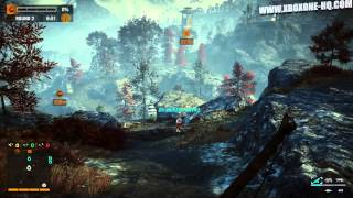 far cry 4 xbox one multiplayer outpost gameplay on compound hd fc4