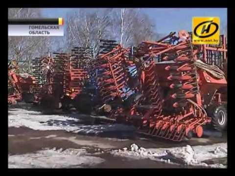 Погода усложнила работу аграриям. Посевная смещена на 2 недели
