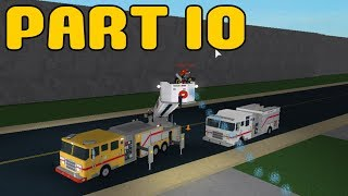 Roblox FairHaven County   Part 10   Car Crash!  