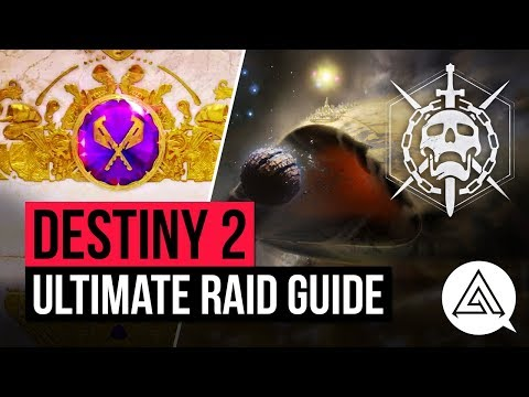 DESTINY 2 | Ultimate Leviathan Raid Guide - All Bosses: Emperor Calus, Pools, Garden & Gauntlet