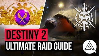 DESTINY 2 | Ultimate Leviathan Raid Guide - All Bosses: Emperor Calus, Pools, Garden & Gauntlet