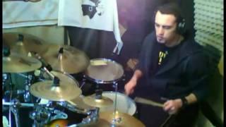 DOLCENERA(Fabrizio De Andrè) drum cover