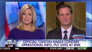 Rep. Chris Stewart On Clinton's Emails: I have Never Read Anything More Sensitive Than These Emails