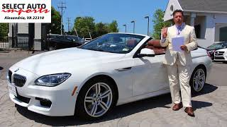 BMW 6-Series Convertible 2015 Videos