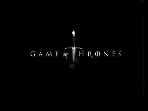 Музыка из сериала Игра престолов ( Game of Thrones )