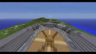 Hunger Games Map | PvP Map | Survival Map | Free Download