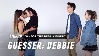 Who's the Best Kisser? (Debbie) | Lineup | Cut