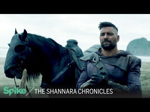 Meet Allanon Manu Bennett  The Shannara Chronicles: Now on Spike TV