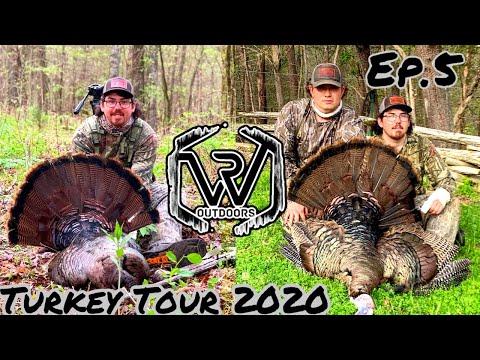 Tennessee Turkey Hunting 2020