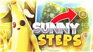 *NEW* SUNNY STEPS! - Location Invasion #21 - Fortnite Battle Royale