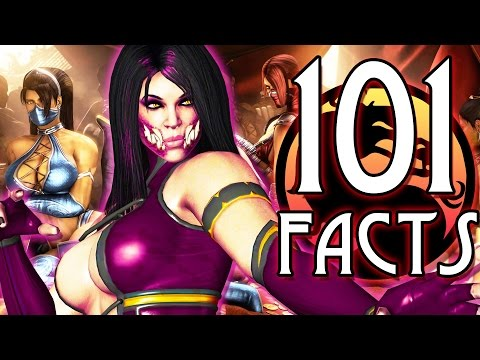 101 Mortal Kombat Facts You Probably Didn't Know! (101 Facts) | The Week Of 101's #6