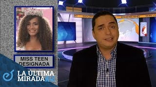 Miss Teen al estilo del FSLN, en la Última Mirada News