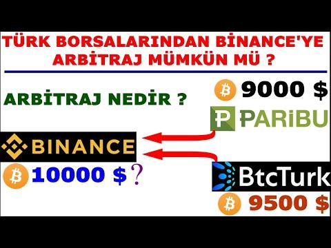 Arbitraj Nedir?Türkiye Borsalarından Btctürk,Paribu Dan Binance'ye Arbitraj Mümkün Mü?Test Ettik💰