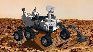 Марсоход НАСА передал снимки которые сразу засе крет или. На Марсе кто-то живёт США это скр.ыв ают.