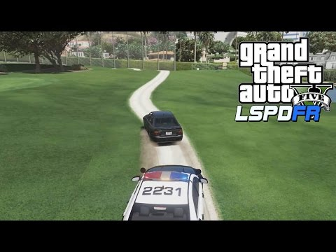 [HUN] LSPDFR #38 - Rally a golf klubban  -