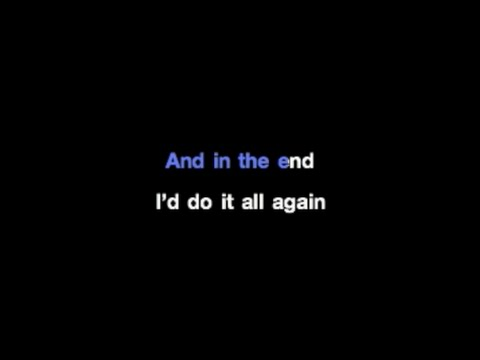 Fall Out Boy - The Kids Aren't Alright Karaoke